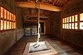 Asuke Castle - Kitchen House B 02, Asuke-cho Toyota 2009.jpg