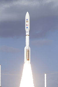 Atlas V with MSL after liftoff.jpg