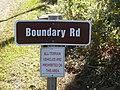 Aucilla WMA - Boundary Road sign.jpg