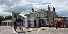 Audley End station front.jpg
