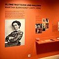 Ausstellung 'Der Zeit voraus - Drei Frauen auf eigenen Wegen' - Stadtmuseum Rapperswil - Martha Burkhardt 2015-09-05 16-27-21.JPG