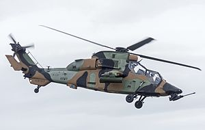 Eurocopter Tiger - An Australian Army Tiger in 2015