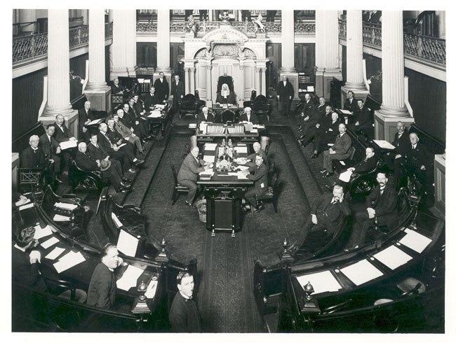 Australian Senate 1923