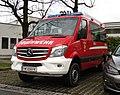 Austria 2020 fire brigade license plate Feldkirch.jpg
