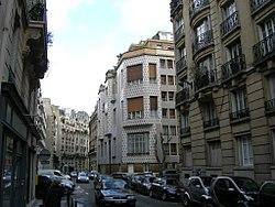 Rue Jean-de-La-Fontaine (Paris)