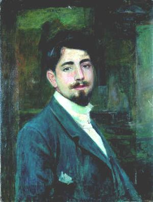 Gino Romiti - Self Portrait Gino Romiti