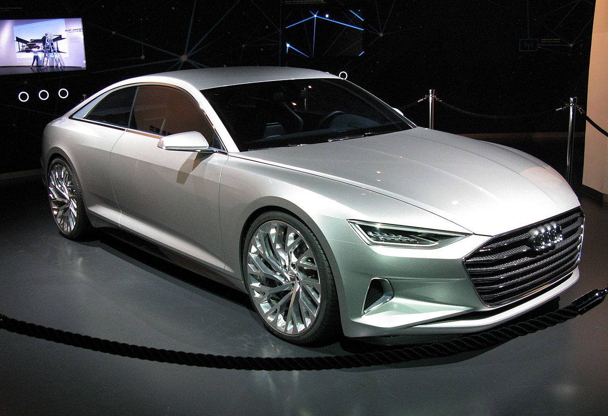 Audi Prologue Wikipedia - Audi concept