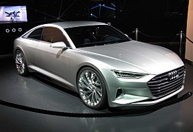 Audi Prologue Wikipedia