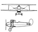 Avia BH-22 2-view L'Aéronautique July,1927.png