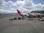 Avianca at El Dorado Airport, Bogota (25858797425).jpg