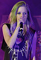 Avril Lavigne singing, St. Petersburg (crop).jpg