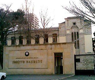 Healthcare in Azerbaijan - Ministry of Healthcare