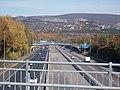 Az M7-es Budaörs felé nézve, 2017 Törökbálint.jpg