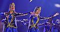 Azerbaijani dancers at Eurovision 2012.jpg
