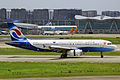 B-2343 - Chongqing Airlines - Airbus A320-233 - CKG (9551944239).jpg