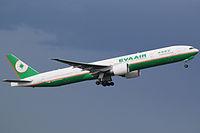 B-16716 - B77W - EVA Air