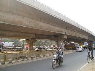 Bommasandra neighbourhood in Bangalore, Karnataka, India