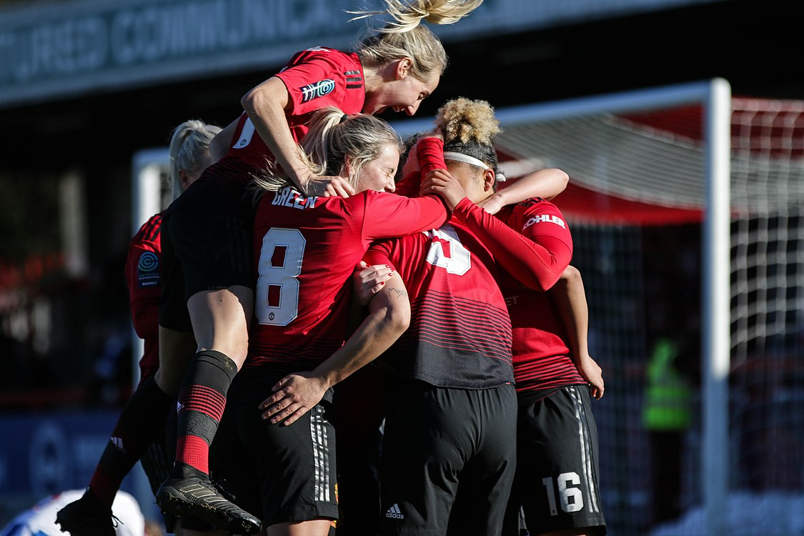 BHA Women 0 Man Utd Women 2 WFAC 4th rd 03 02 2019-1154 (40021526923).jpg