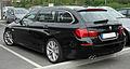 BMW 520d Touring (F11) rear 20100731.jpg