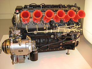 BMW M1 - M88 engine
