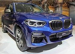 BMW X3 M40i IMG 0377