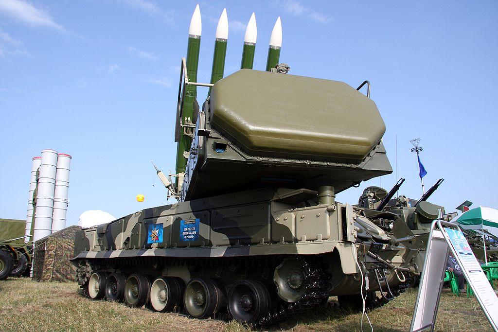 Конкурент «Бук-М3»: из-за страха перед Россией в США собрали новый ЗРК