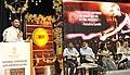 Babul Supriyo addressing at the inauguration of the National Seminar on Jute Diversified Products (JDPs), organised by the National Jute Board, in Kolkata.jpg