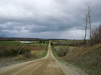Mulmur - Image: Back Road on a Cloudy Day (4529559534)