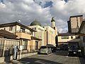 Back view of Fukuoka Masjid 20161229.jpg