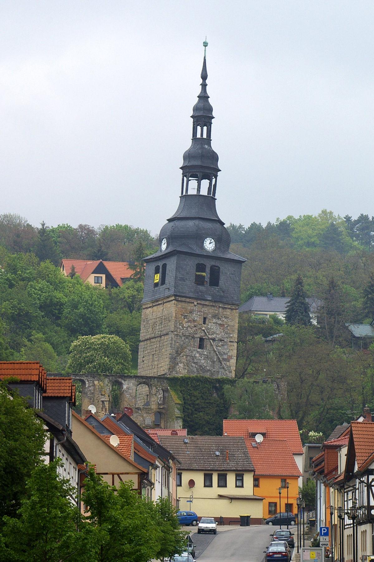 Oberkirche (Bad Frankenhausen) – Wikipedia