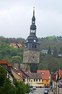 Slut Bad Frankenhausen/Kyffhäuser