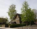 Bahnhof Wahlscheid, Baudenkmal der Stadt Lohmar Nr. 46 am 29. April 2015.jpg