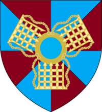 Baker of Dorking Escutcheon.png