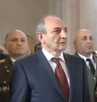 President of Artsakh - Image: Bako Sahakyan