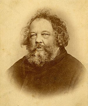 A Bakunin point of view
