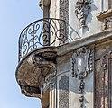Balcony of the house at Stodolní 18, Ostrava, Czech Republic 009.jpg