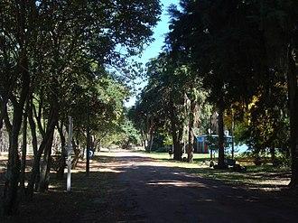 Zagarzazú - Image: Balneario Zagarzazú