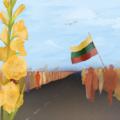 Baltijos kelias Studija Linijos Attribution required.png