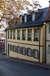 Bamberg, Michelsberg 31, von Osten, 20150918-001.jpg