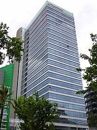 Barcelona - Edificio Grupo Godó (Edificio Barcelona) 1.jpg