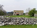 Barn beside the footpath from Linton Falls to Grassington - geograph.org.uk - 1274615.jpg