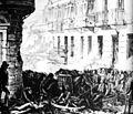 Barricadas en Lima, julio de 1872.jpg