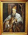Bartolomeo nazari (ambito, attr.), ritratto del doge niccolò da ponte, da tintoretto, 1700-10 ca.jpg