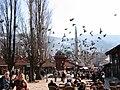Bascarsija square 2009.jpg