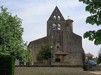 Bascons - The church of Bascons