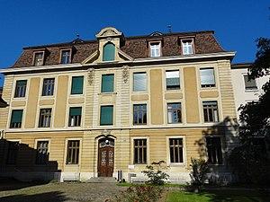 City of Basel Music Academy - Main building