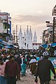 Basilica of Our Lady of Good Health in Velankanni, Tamil Nadu.jpg