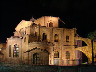 Basilica of San Vitale - The Church of San Vitale