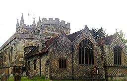 Basingstoke St Michael's church