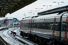 Basingstoke Railway Station Wikipedia